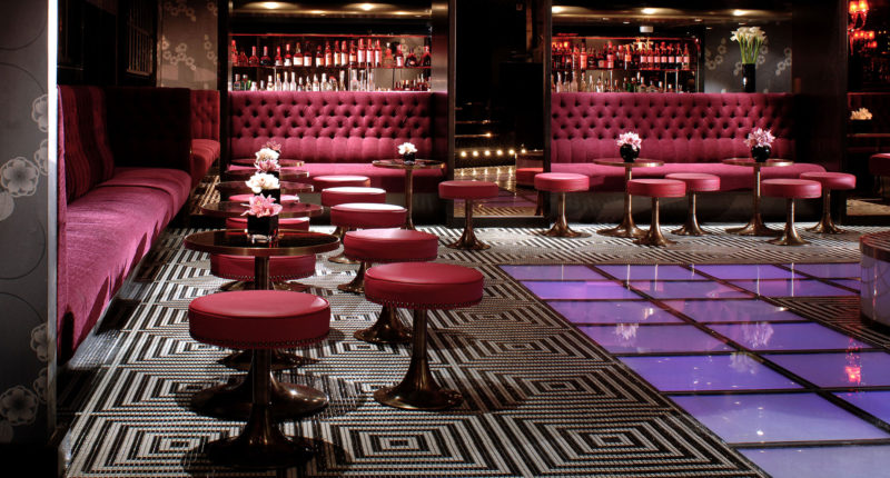 raffles chelsea club dance floor