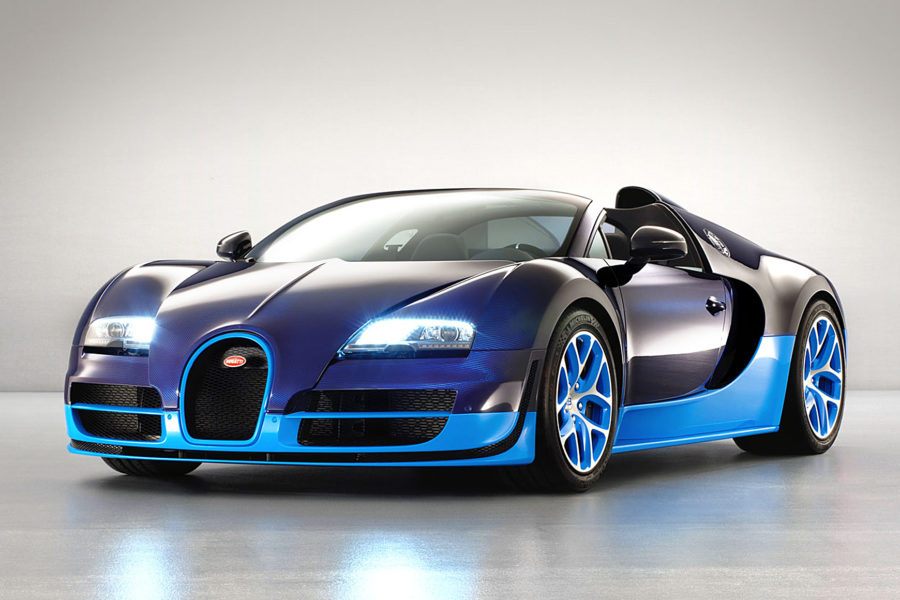 Unveiled - Bugatti Veyron Grand Sport Vitesse | The Gentleman's Journal