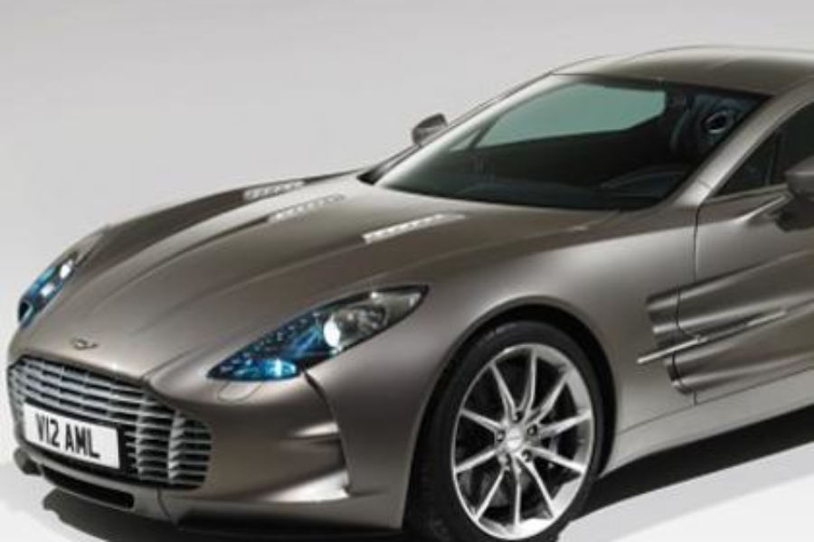 The Aston Martin One 77 The Gentleman S Journal The Latest In