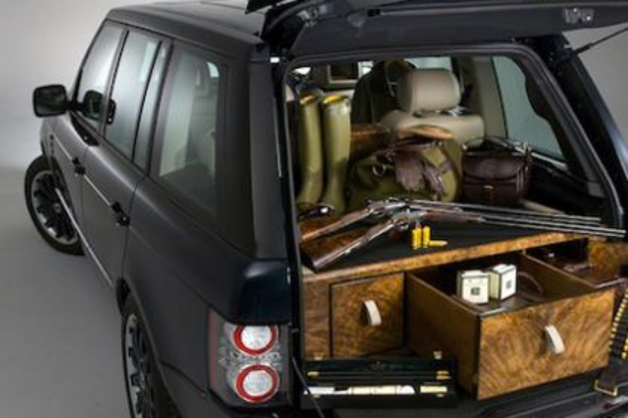Holland And Holland >> We Like Holland And Holland Overfinch Range Rover The