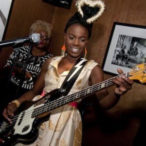 The Diary – The Noisettes At Raffles