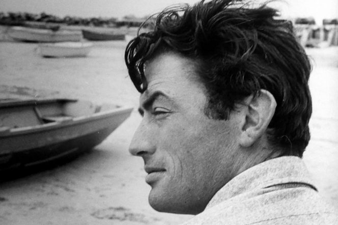 Gregory Peck hair