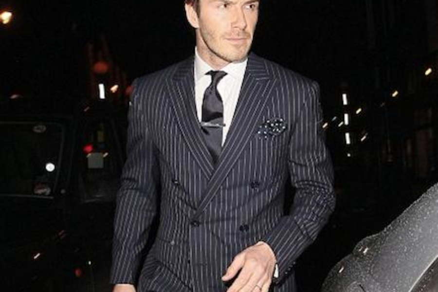 STYLE , The Return of The Pinstripe Suit
