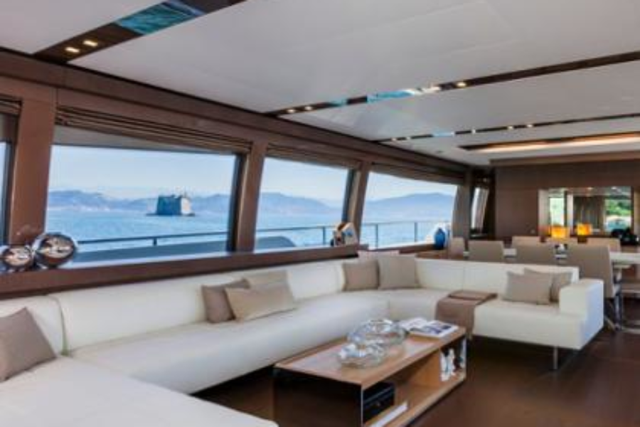 LIFESTYLE - Yacht Interiors | The Gentleman's Journal | The