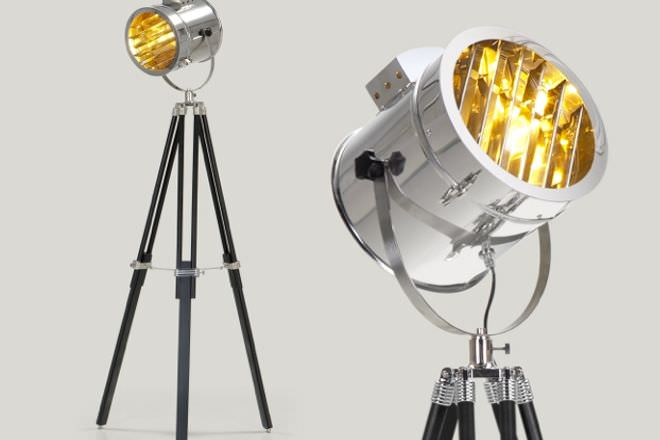 The Best Floor Lamp - The Alfred Tripod | The Gentleman\'s Journal ...