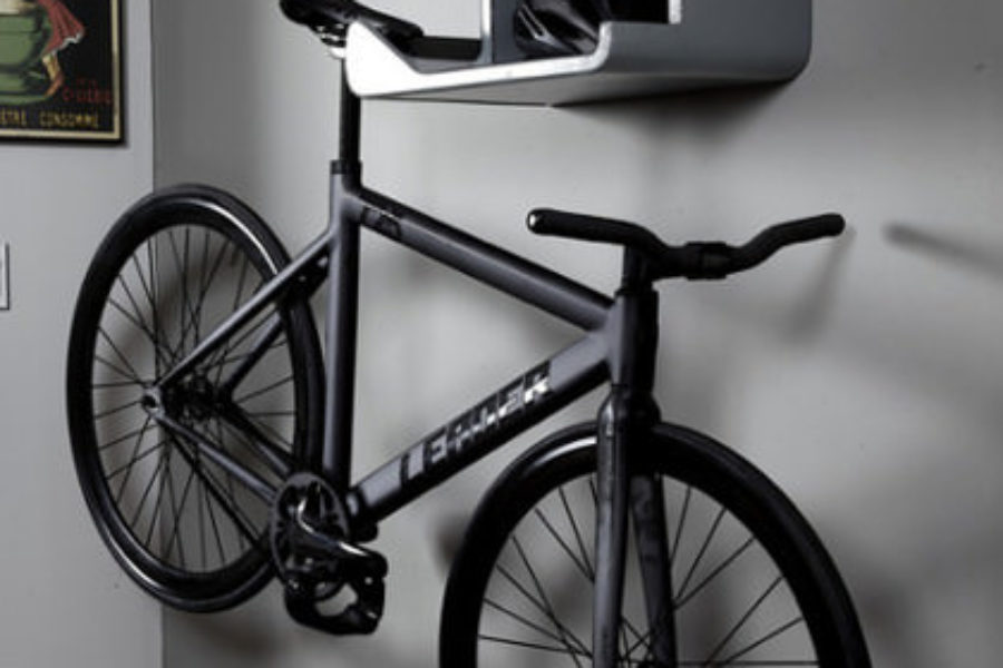 The City Gentleman S Essential The Shelfie Bike Mount The