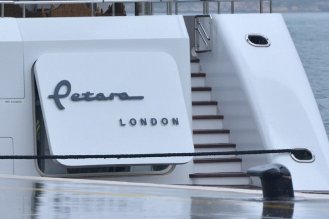 The Best and Worst Yacht Names | The Gentleman's Journal