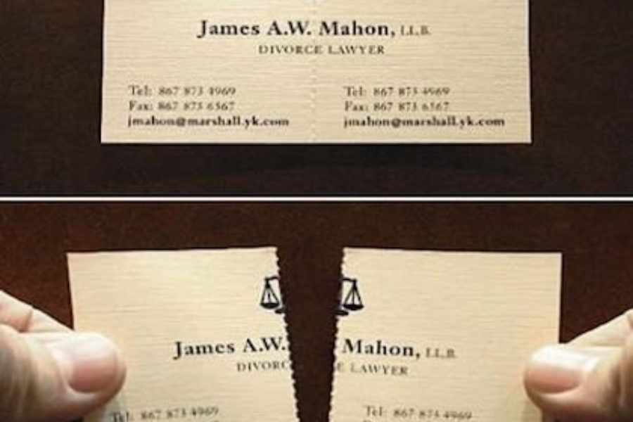 10 Business Cards We Wish We\'d Thought Of First | The Gentleman\'s ...