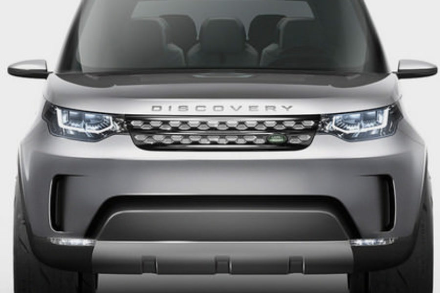 Cars Land Rover Discovery Vision Concept The Gentlemans Journal