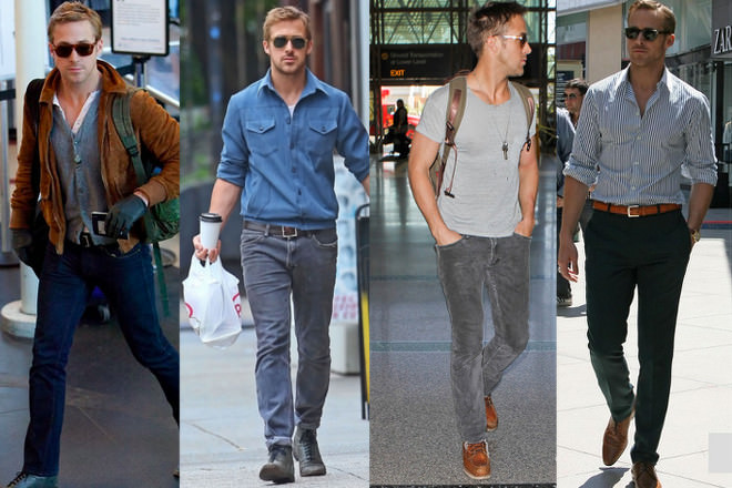 style steal how to dress like ryan gosling the gentleman 39 s journal the latest in style and. Black Bedroom Furniture Sets. Home Design Ideas