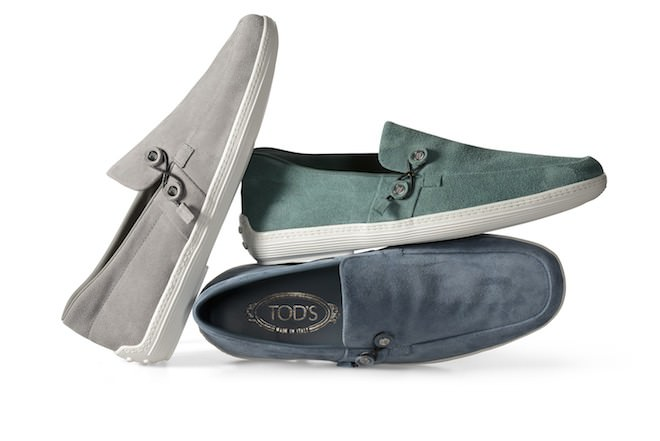 Tod's Envelope Boat Shoes by Nendo - TGJ.01