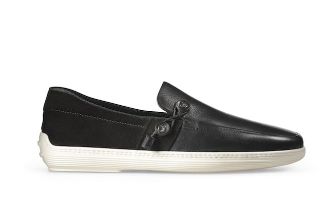 Tod's Envelope Boat Shoes by Nendo - TGJ.02