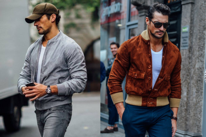 David Gandy LCM bomber