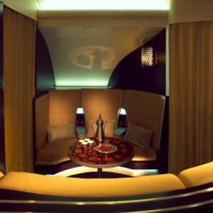 Is this the most Luxurious Airline Seat Ever?