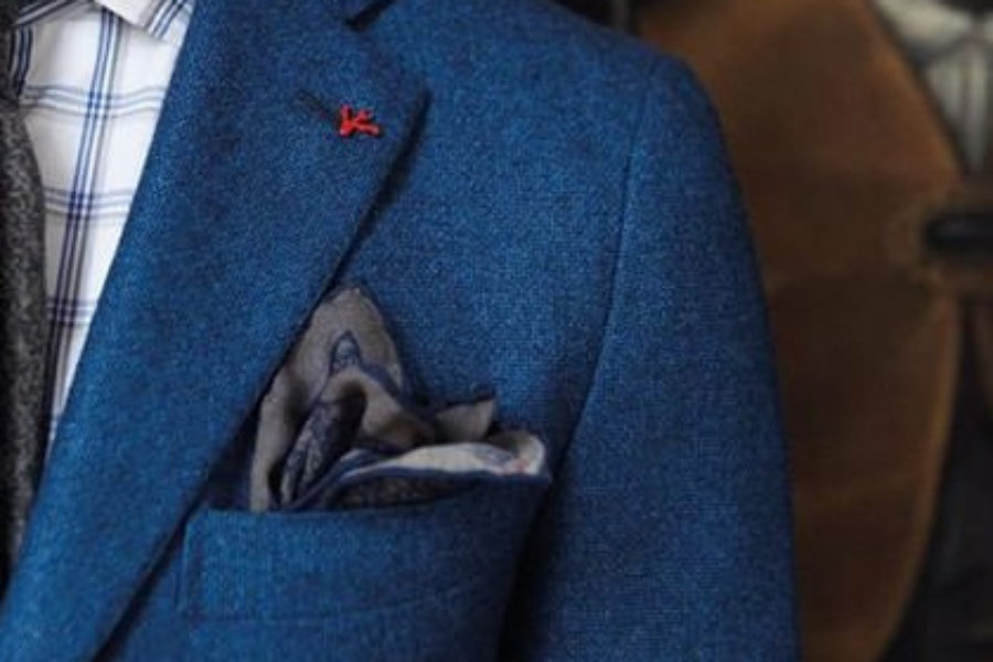 STYLE - Perfect Pocket Squares For Your Personality | The