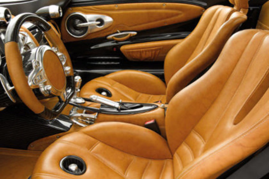 The Most Luxurious Car Interiors The Gentleman S Journal The