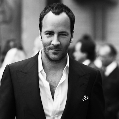 15 THINGS A MAN SHOULD OWN – BY TOM FORD
