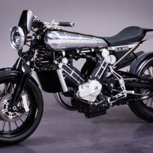 Bikes Brough Superior Resurrects Legendary Ss100 The