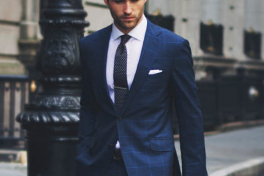 Style How To Dress For A Job Interview The Gentlemans Journal