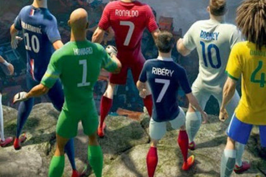 Privación Gastos de envío Reembolso  The Best World Cup Advert: Nike's 5 minute Animated Ad | The Gentleman's  Journal | The latest in style and grooming, food and drink, business,  lifestyle, culture, sports, restaurants, nightlife, travel and power.