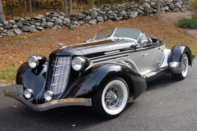 The Most Beautiful Cars Of The S The Gentlemans Journal - Classic car 1930