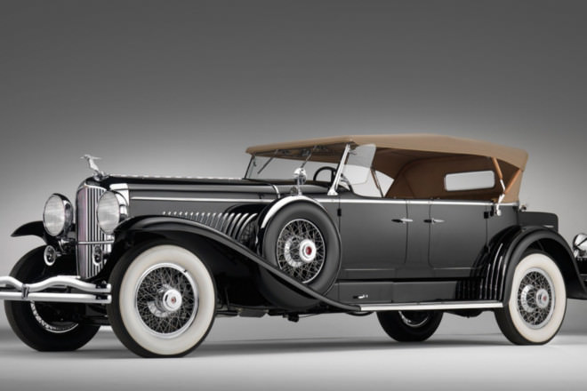 The most beautiful cars of the 1930s | The Gentleman's Journal | The