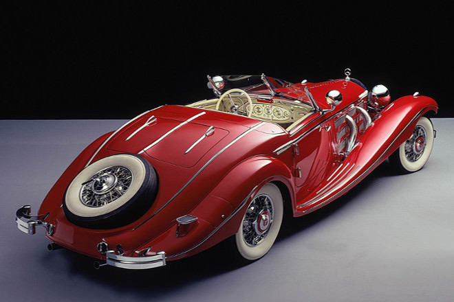 The Most Beautiful Cars Of The The Gentlemans Journal