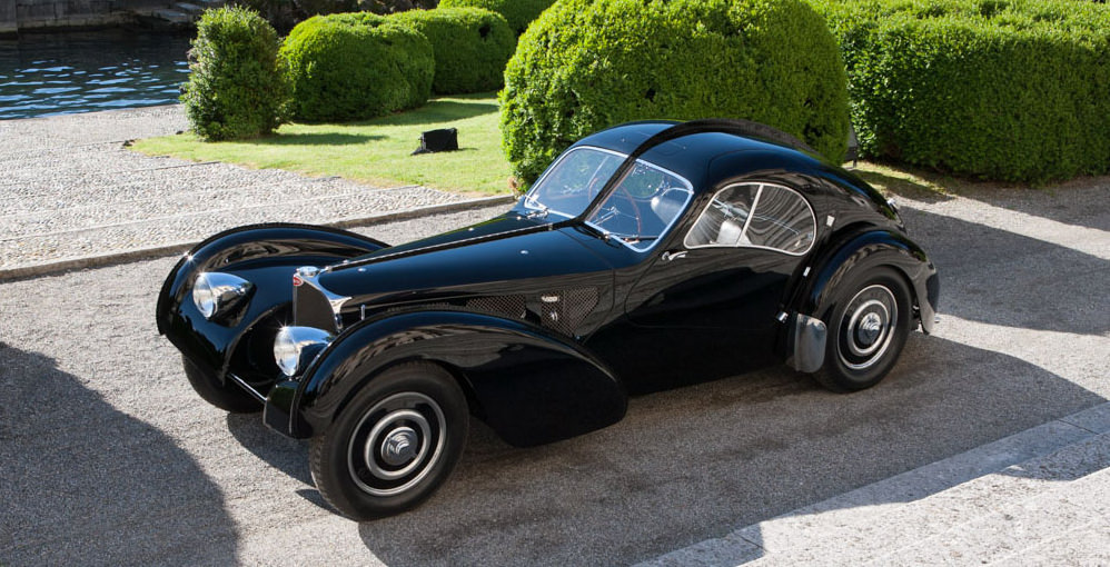 The most beautiful cars of the 1930s