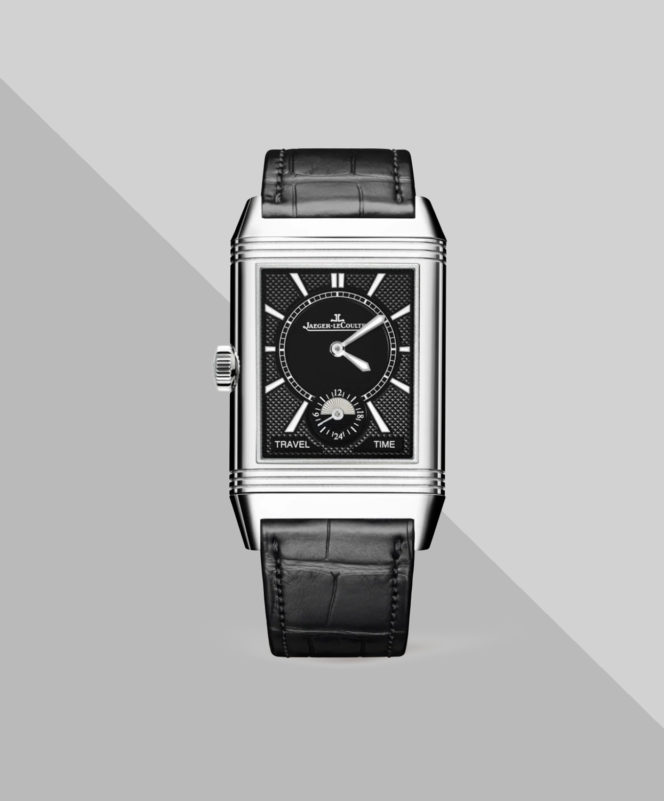 Jaeger LeCoultre Reverso Classic Large Duoface Small Seconds