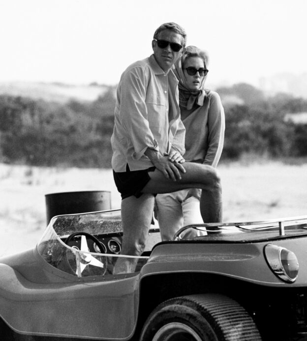 How to dress like Steve McQueen