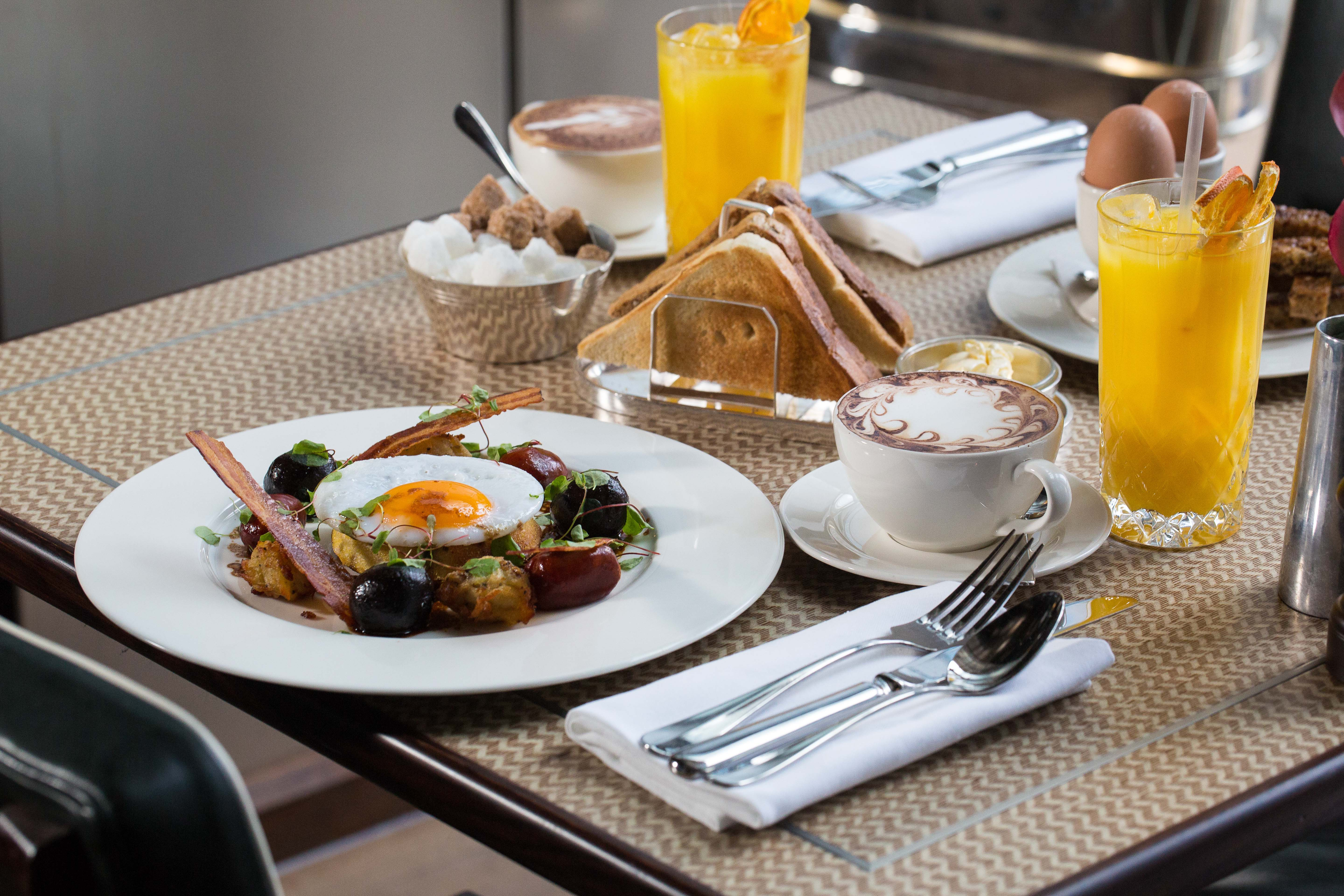 One Canada Square are bringing the \'City Boy\' breakfast back to the ...