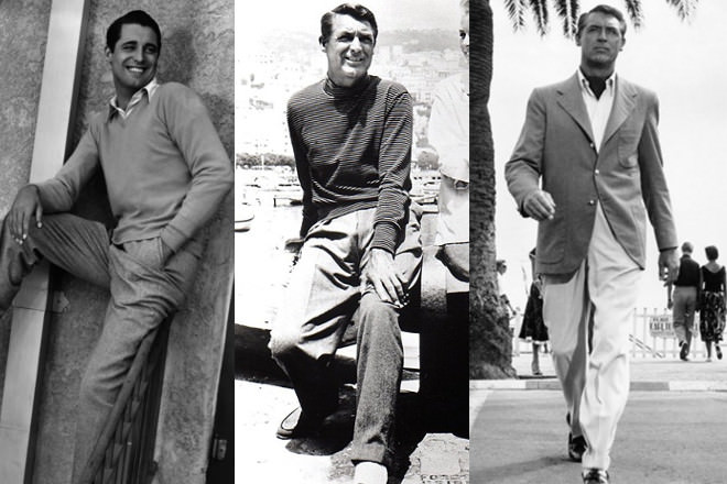 Image result for Cary Grant fashion