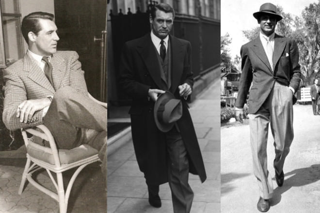 cary grant style icon - TGJ.03