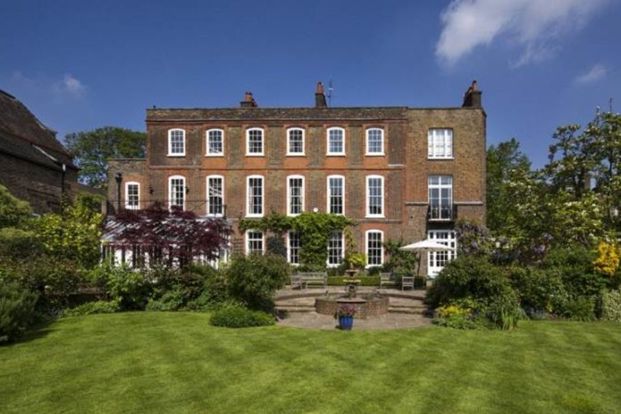 9 Most Expensive Houses For Sale In The Uk The Gentleman S Journal Rh  Thegentlemansjournal Com England Countryside Estate England Countryside  Houses