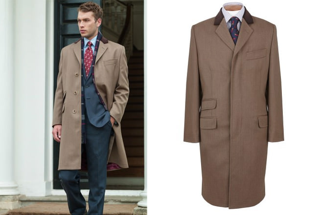 10 of the best Autumn overcoats to invest in now   The Gentlemans ...