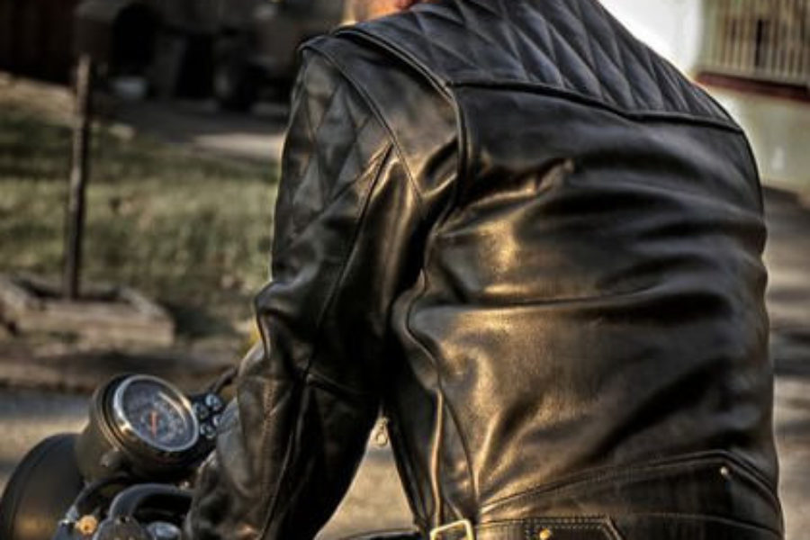 331100556d3 Few items of clothing will make you feel more masculine than a leather  jacket. The perfect ...