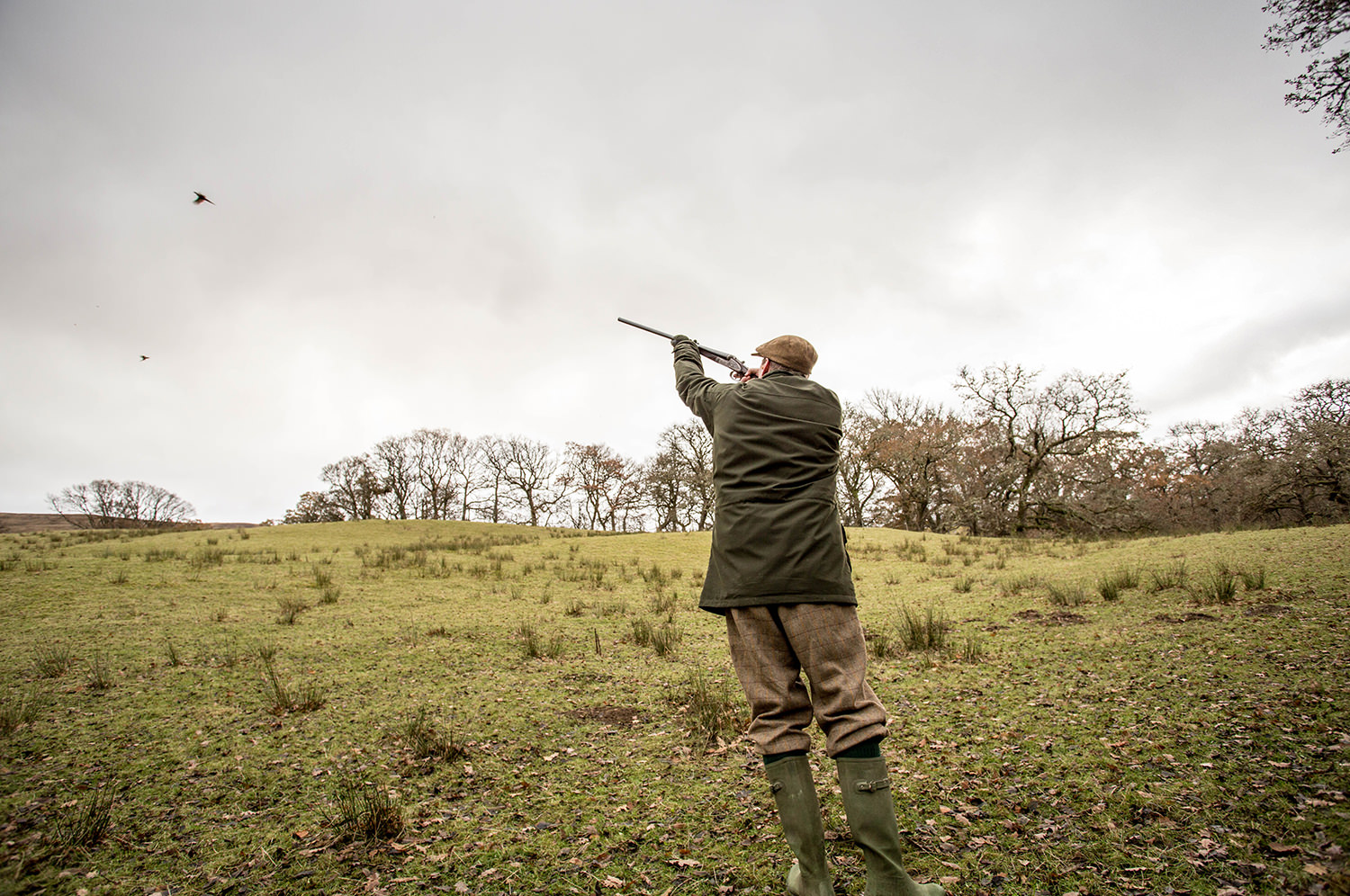 Shooting Tips How To Perfect Partridge The Gentleman S
