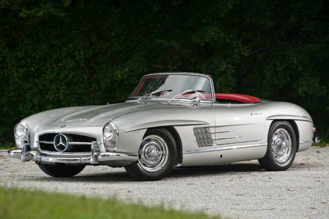 The Most Beautiful German Classic Cars The Gentleman S
