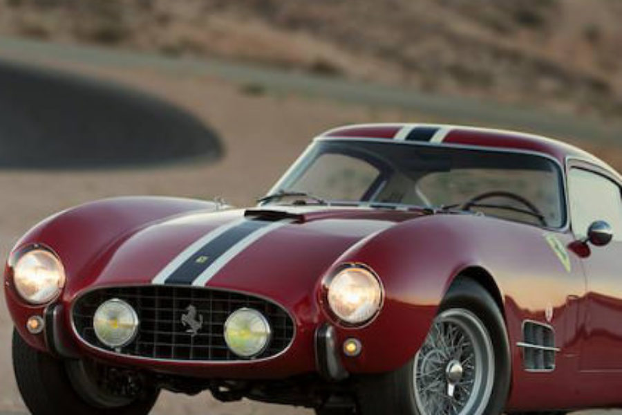 The most beautiful Italian classic cars | The Gentleman\'s Journal ...