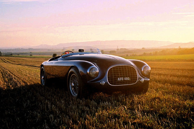 The Most Beautiful Italian Classic Cars The Gentlemans Journal - Most classic cars
