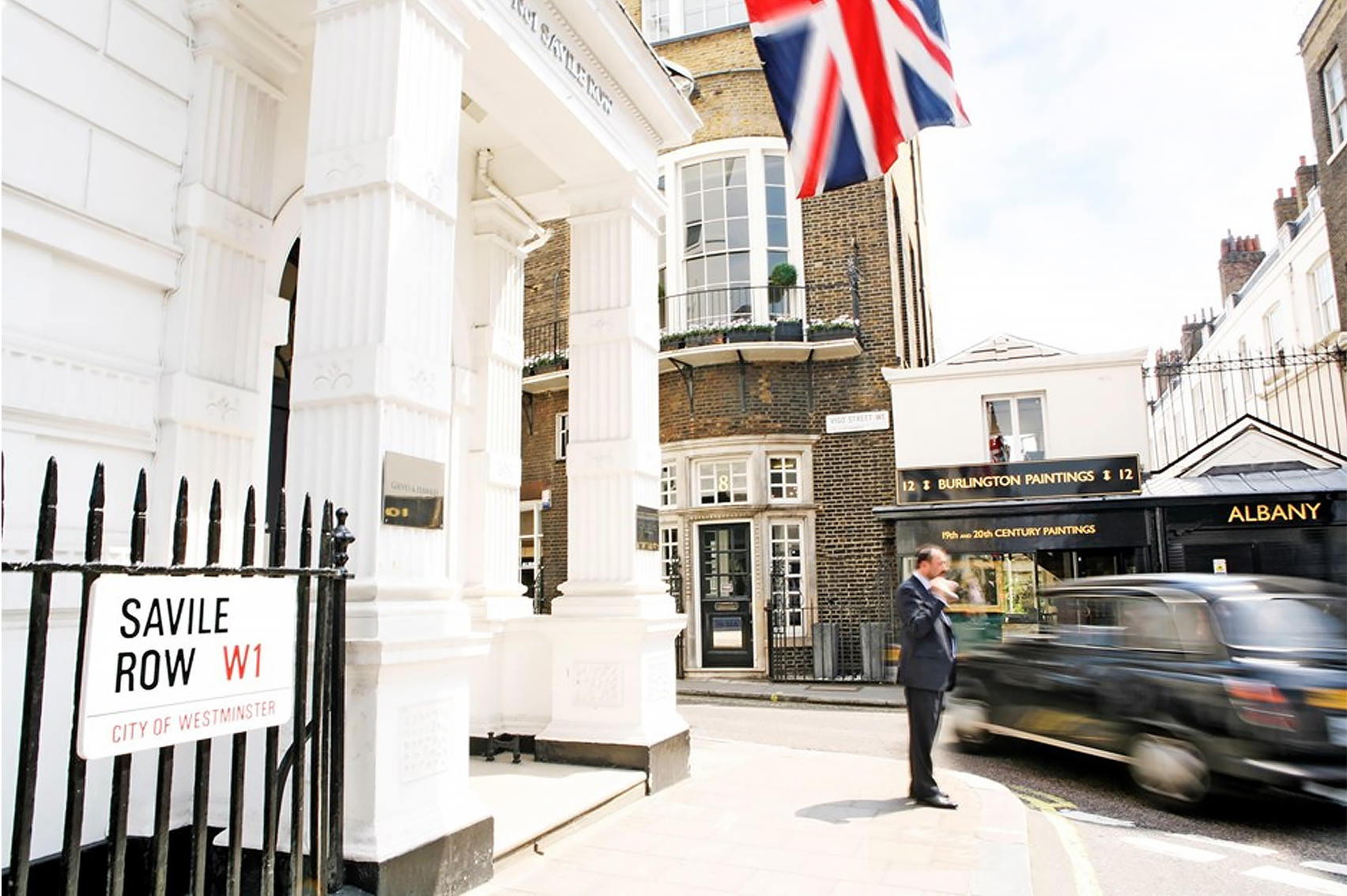 The definitive guide to Savile Row