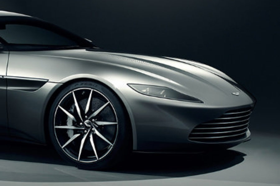Introducing James Bond S New Aston Martin Db10 The Gentleman S