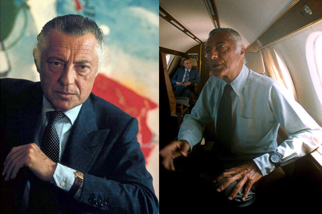 Get the look: gianni agnelli | The Gentleman's Journal ...