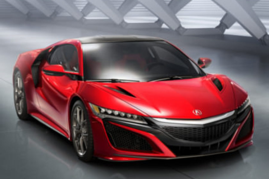 Of The Best Cars From The Detroit Auto Show Gentlemans Journal - Honda center car show