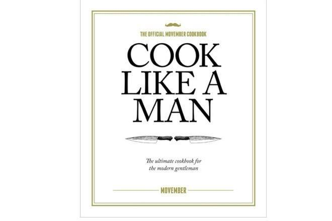 COOK LIKE A MAN - TGJ