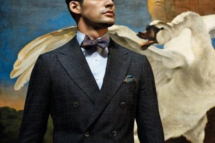 Should A Gentleman Wear A Double Breasted Jacket The Gentleman S