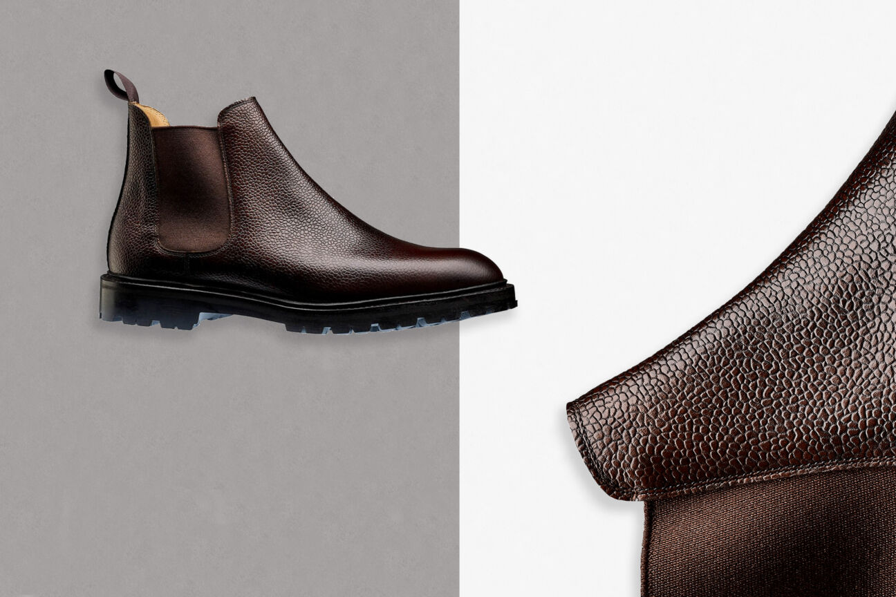 Crockett & Jones Chelsea XI Boots