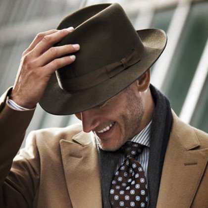 A guide to wearing gentleman s hats  27714d17a50