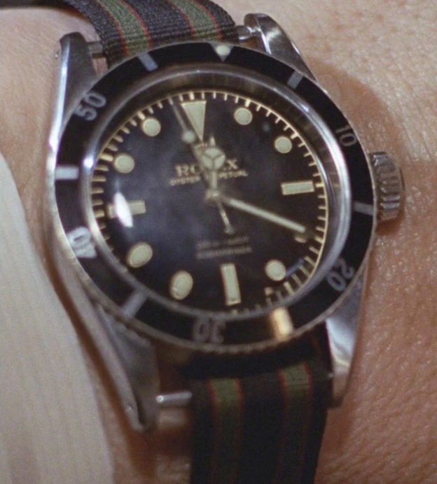 The evolution of James Bond's watches