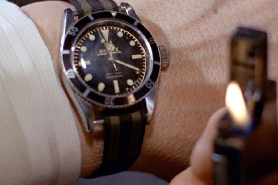 2b2682b2834 The evolution of James Bond s watches
